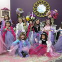 Taylar's Princess Party 2008