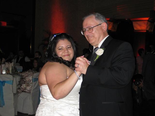 Linda Dancing with Dad