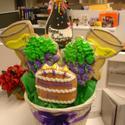 Birthday Cookie Basket