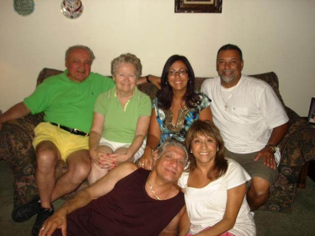 Melinda's Family Visit to NY 014