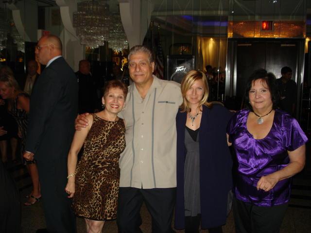 Steve, Barbara, Rosemary, Maryann