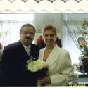 Carol and George