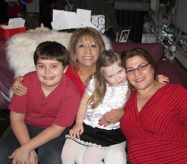 Christmas Eve 2011 011