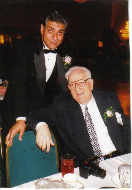 Steve and Pop