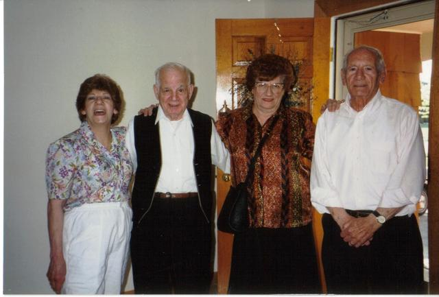 The Fulciniti's - Steve's Mom and brothers and sister