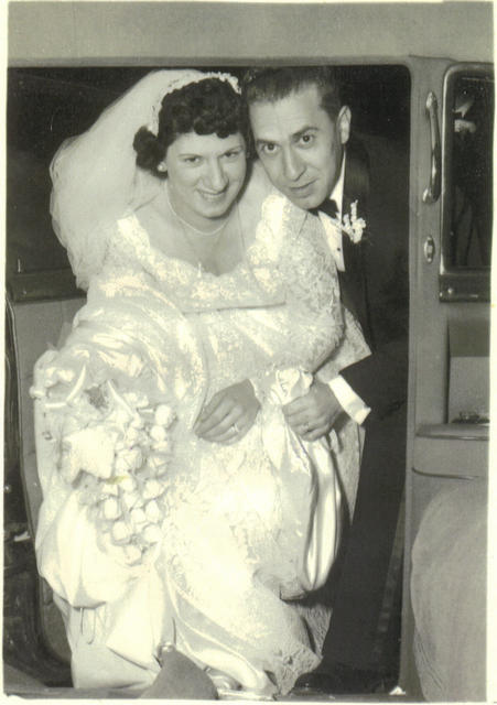 Aunt Rita and Uncle Jimmy