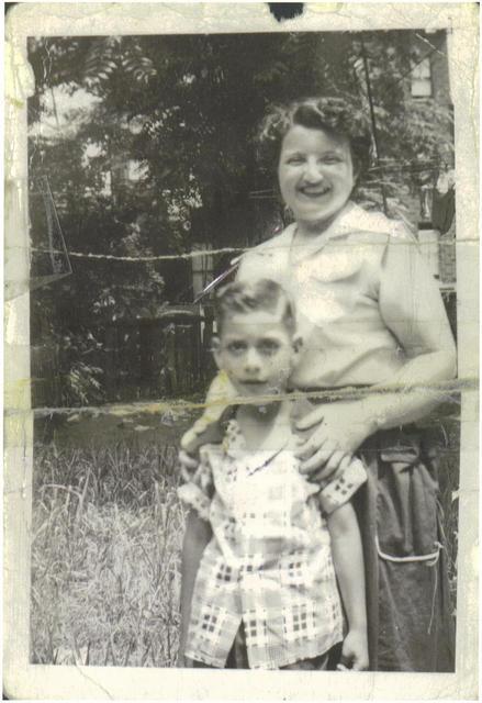 Steve and Aunt Carmela