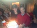 the blues anniversary cake