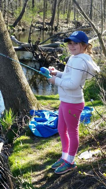 ali fishing