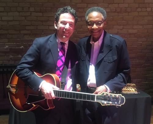 John Pizzarelli & Ramsey Lewis