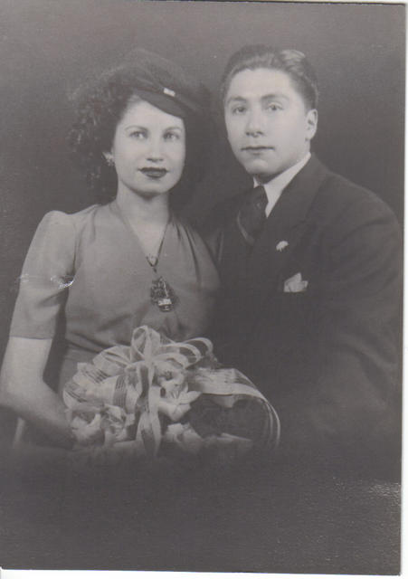 Eva's Mom and Dad