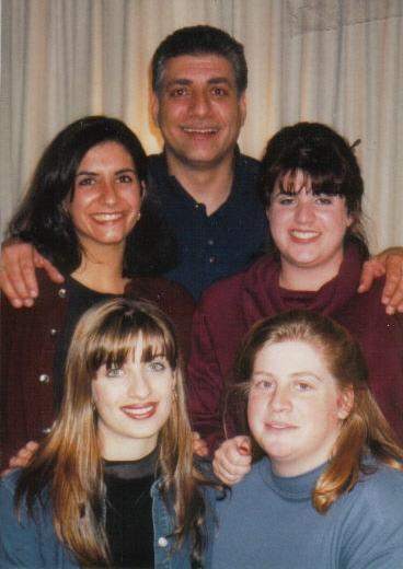 Steve's girls
