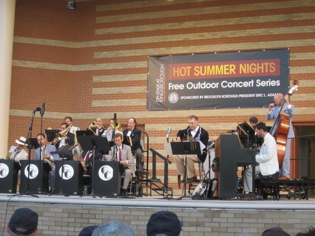 kingsborough - The Glen Crytser Orchestra