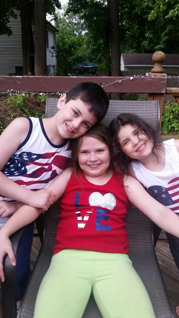 kids july 4