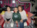 Eva with Julia and Dylan