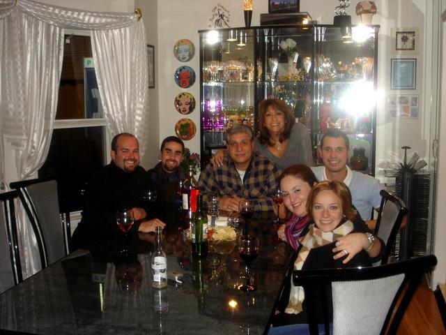 Nice group - Eduardo took the picture