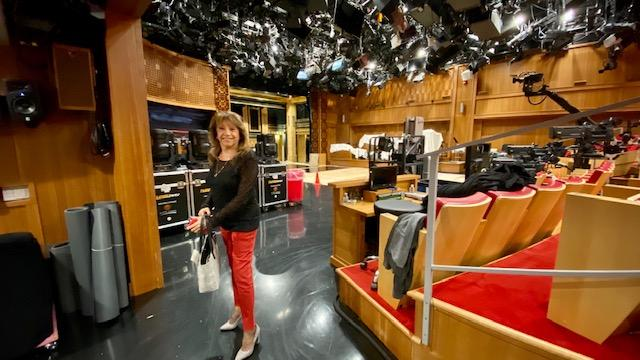 NBC JIMMY FALLON STUDIO