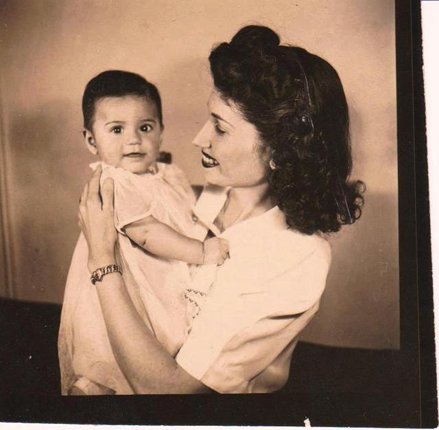 mom eva 6 months