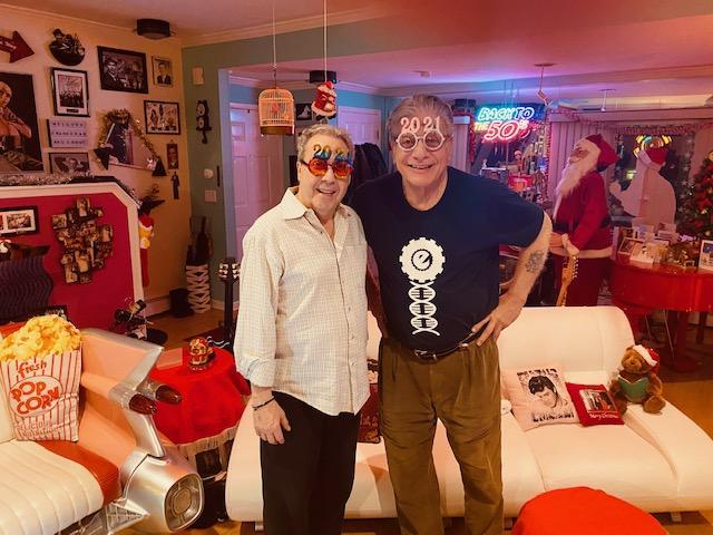 new years eve 2020 john and steve