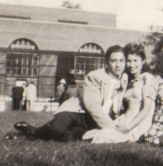 Mom and Dad 1944