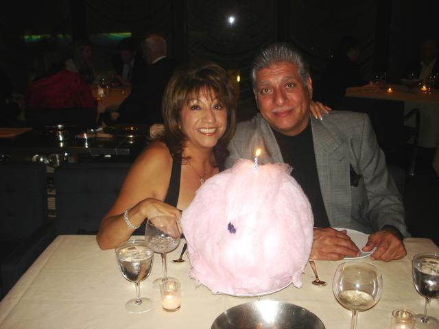 Anniversary Cotton Candy