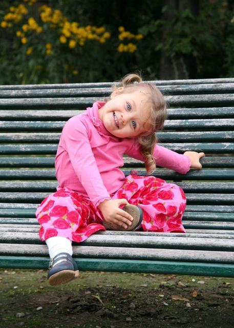 Olivia Summer 2007