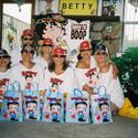 Official Portrait - Susan, Joanne, Carol, Rochell, Eva, JoJo, Kathy