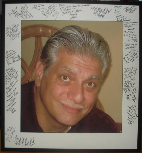 Steve's 60th - 2008