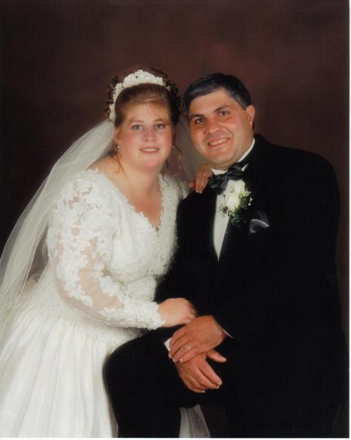 Kristine and Michael