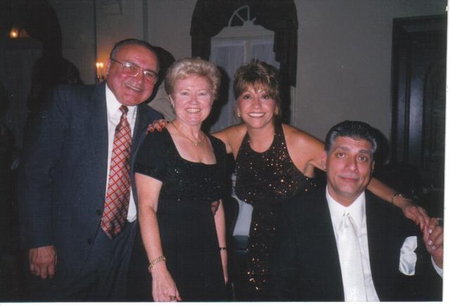 Maria, Tony, Eva and Steve