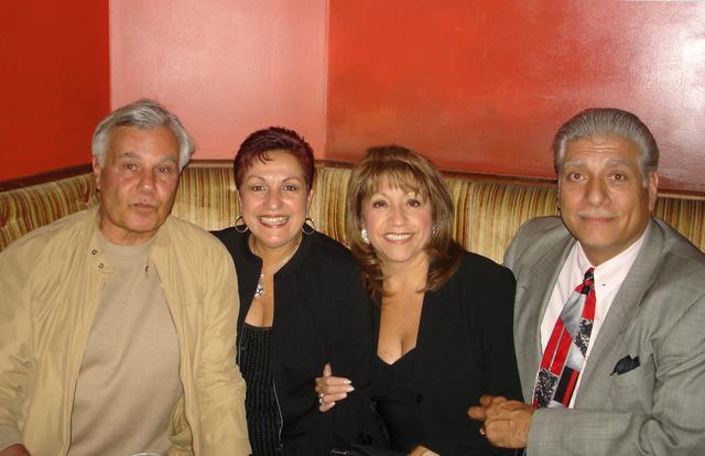 Met Joanne &Joe Sal after our Cruise