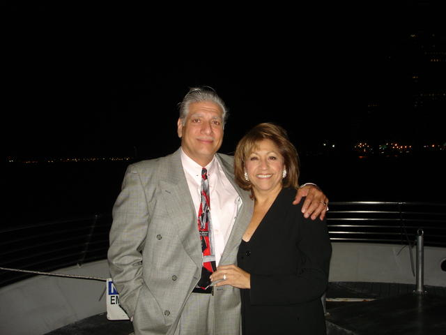 On board the Bateaux Glass Boat