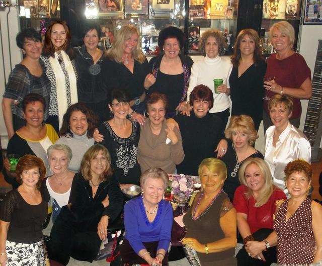 Phyllis 65th Birthday Girls