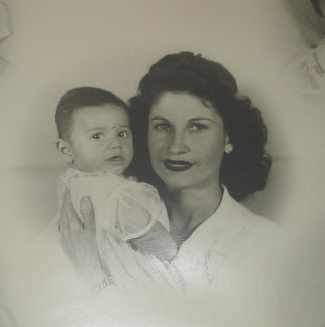 Mom and Eva