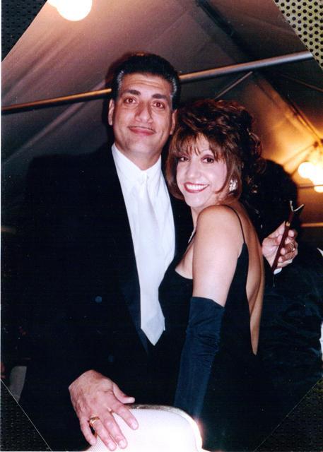 Eva  & Steve 10th - 1995