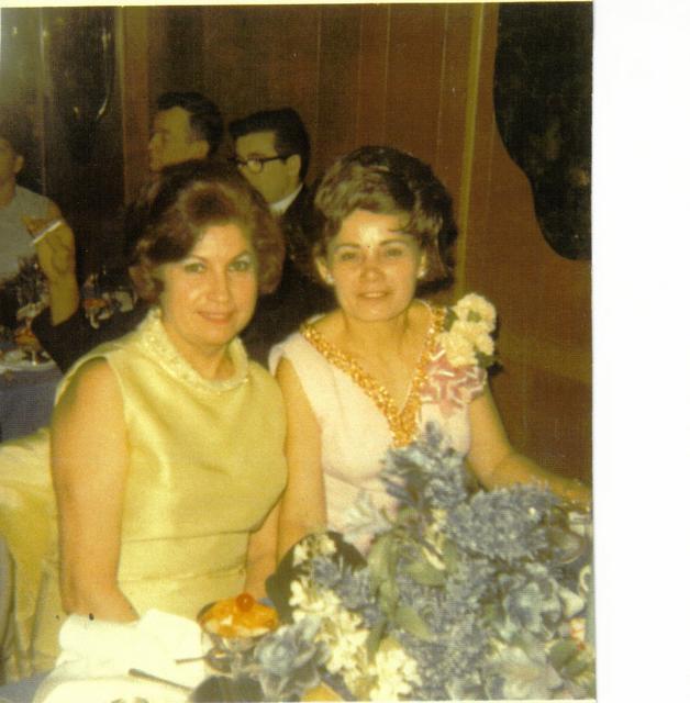 Mom & Tia Maria