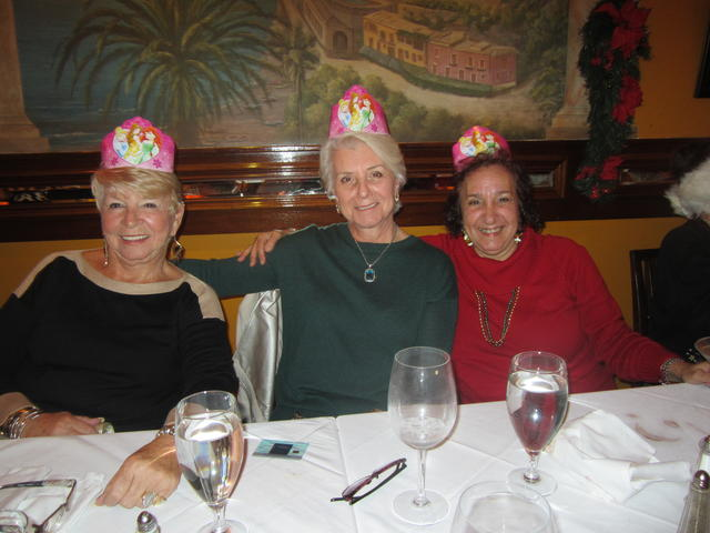 Marguerite, Rochell and Kathy bdays Dec 2016 035