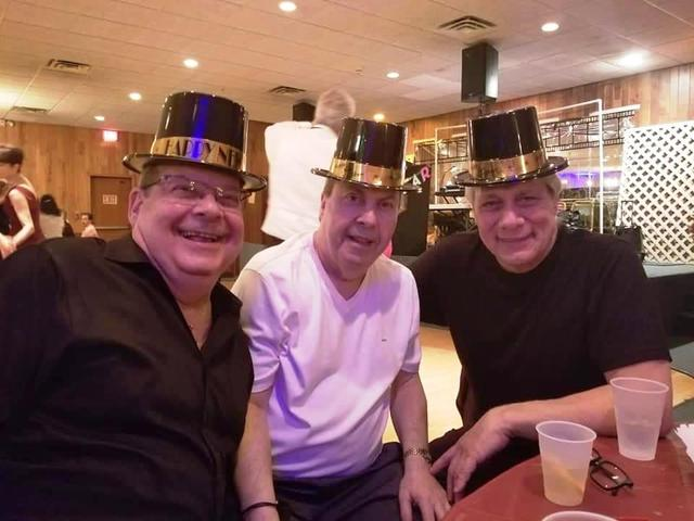 dennis joey john New year's Eve 2018