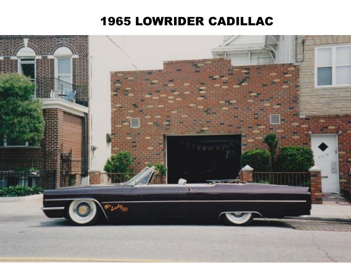 1965 LOW RIDER CADILLAC