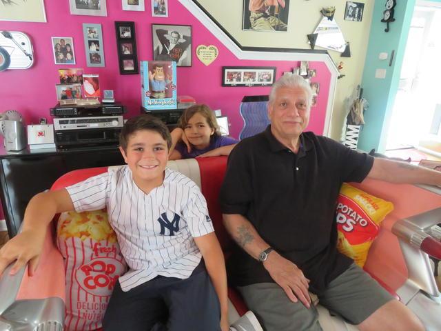 Guzzo with grandkids June 5 2019 027