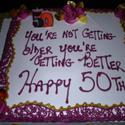 Cousin Josie's 50th