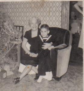 Steve and Grandma