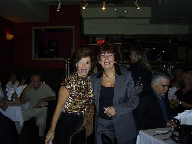 Phyllis and Sally