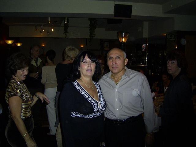 Raquel and Reggie