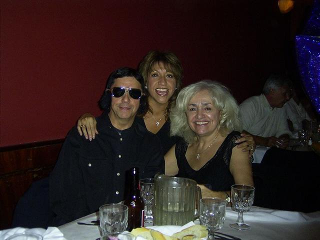 Miriam, Eva and Elvis